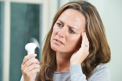Ménopause: soulager les bouffées de chaleur, sans traitements hormonaux