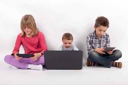 Les écrans nuisent aux sommeils des enfants en bas âge