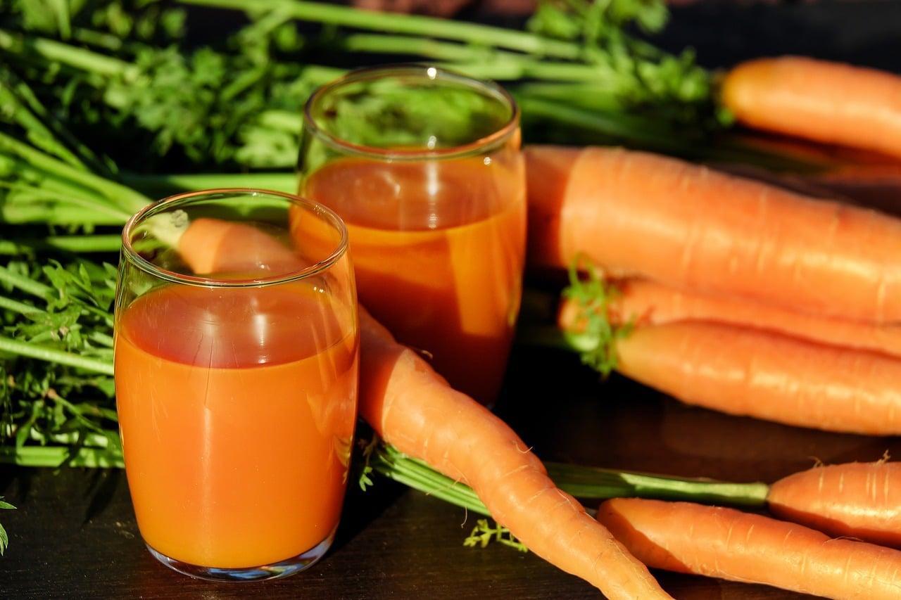 La carotte : un légume qui fait du bien !