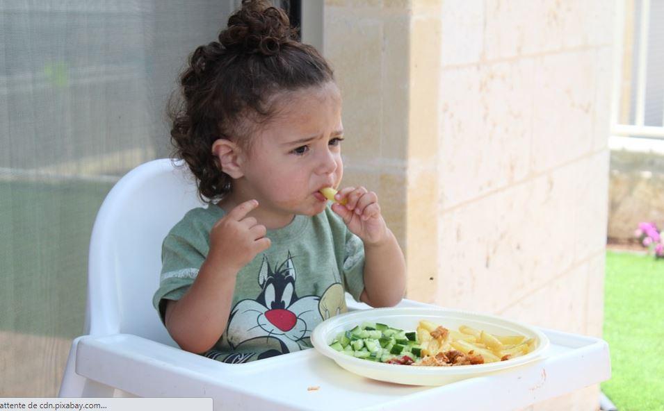 Comment réagir face à la perte d'appétit de l'enfant ?