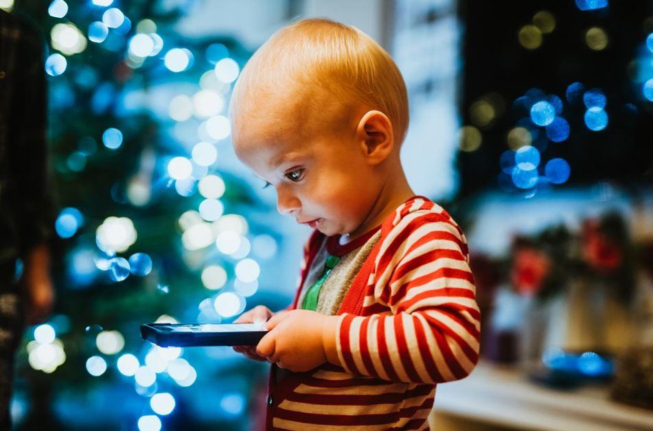 Évitez d'exposer vos enfants aux écrans