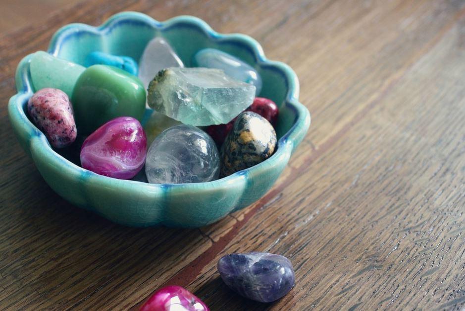 Zoom sur les vertus des pierres naturelles