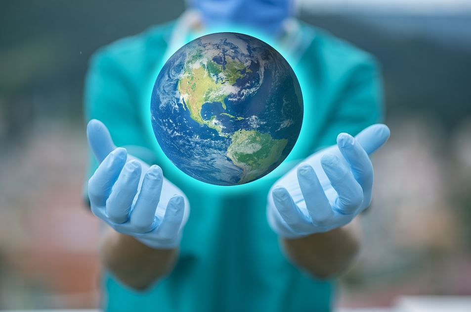 La pandémie continue sa marche dans le monde
