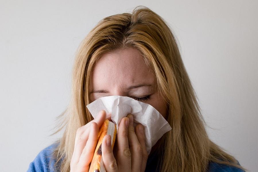 Les causes d'une congestion nasale